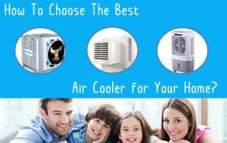 Choose the Best Industrial Air Cooler